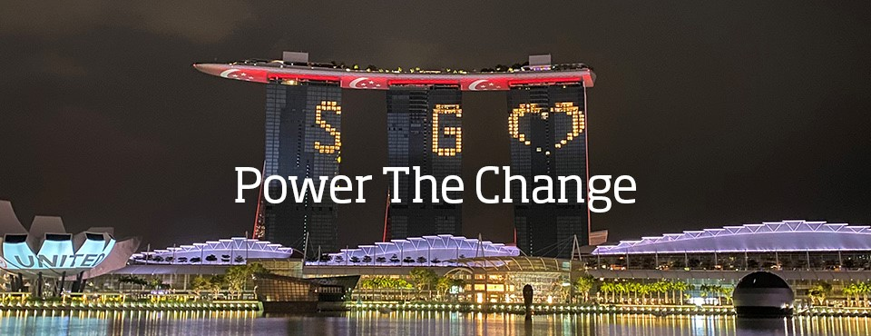 Power The Change Banner Image