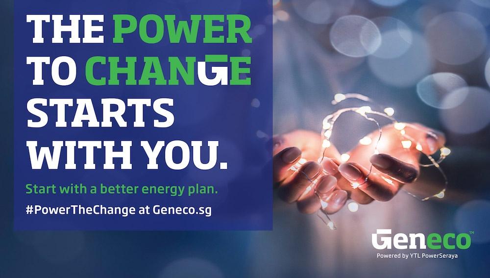 Geneco Singapore electricity retailer
