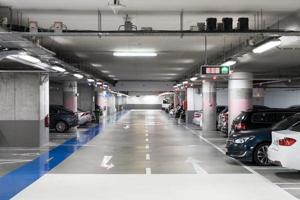 """""""Chope"""" parking spaces"""