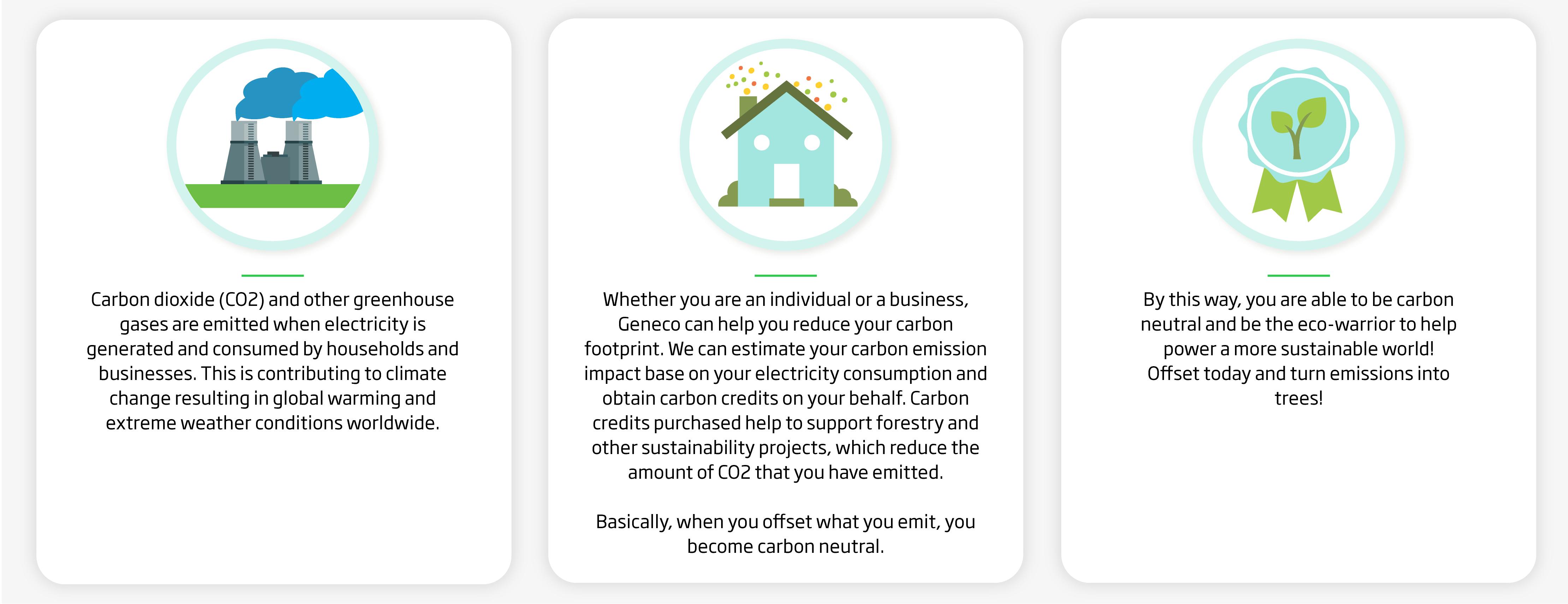 Carbon Neutral Electricity Explained