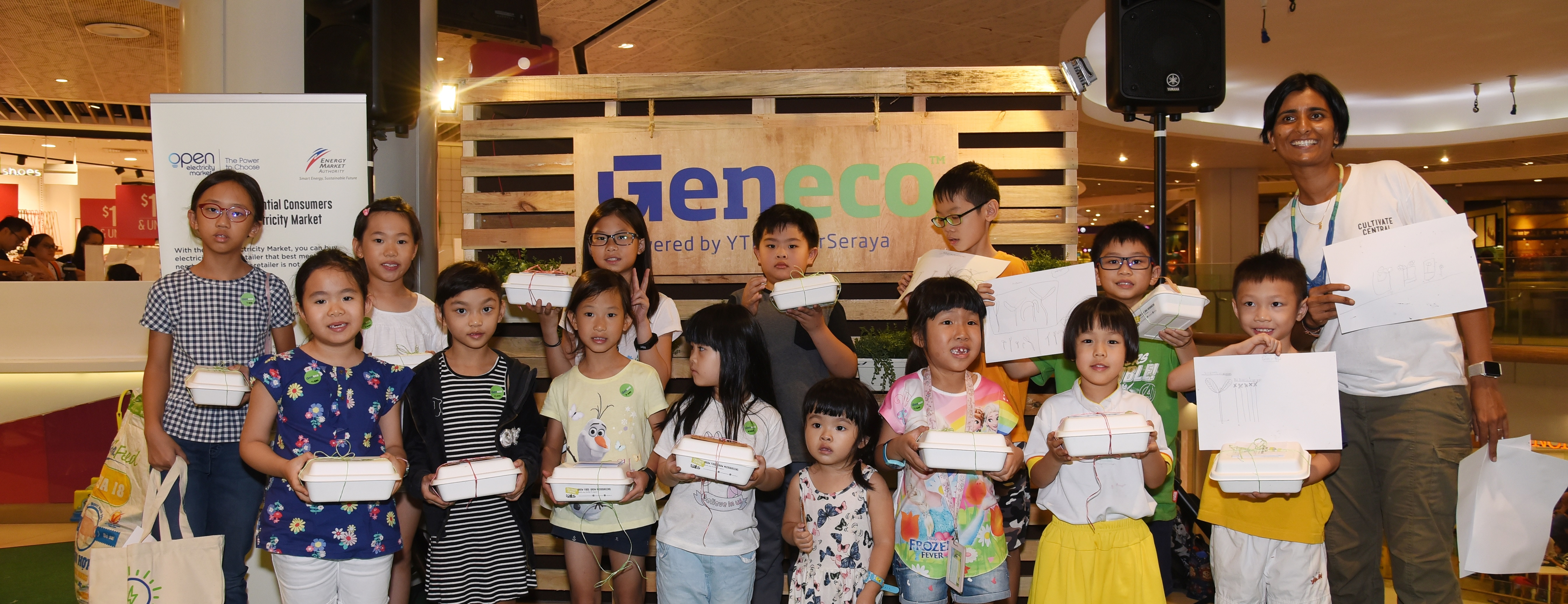 ChangeMakersSG Day - Children as the Center of our Sustainability Goals