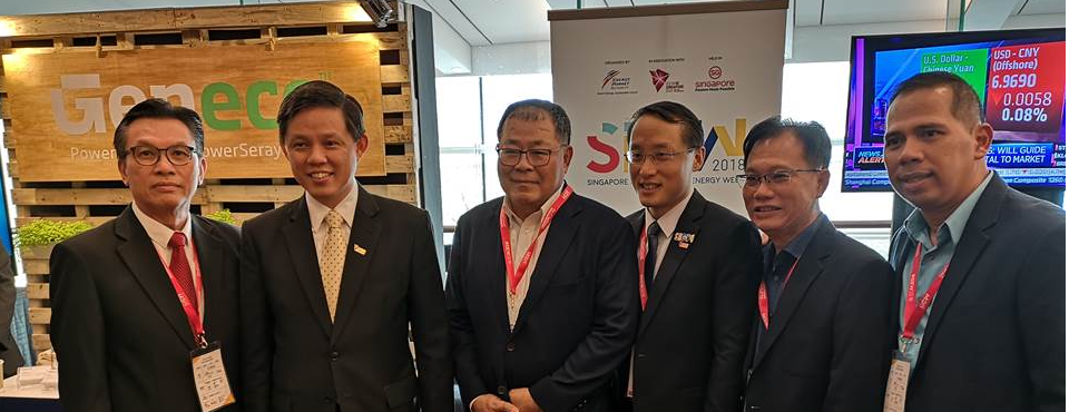 SIEW 2018 - Connecting with Energy Industry Delegates and Partners